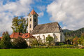 Parish Church In Obermühlbach Stock Photography - 69250022