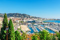 Panoramic View Of Cannes, France. Royalty Free Stock Photo - 69254725