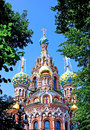 Cathedral Of The Resurrection On Spilled Blood  In St. Petersburg Royalty Free Stock Images - 69268049