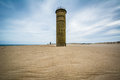 World War II Observation Tower At Cape Henlopen State Park In Re Stock Photography - 69270972
