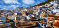 Chefchaouen City, Morocco Stock Photography - 69292662