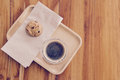 Coffee And Cookie Royalty Free Stock Photos - 69332748