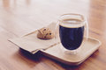 Coffee And Cookie Royalty Free Stock Images - 69334359
