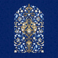 Vector Vintage Pattern In Eastern Style. Royalty Free Stock Photos - 69335688