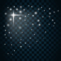 Shine Star Sparkle Icon 3 Royalty Free Stock Images - 69340619