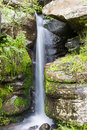 Small Waterfall Stock Photography - 69354462