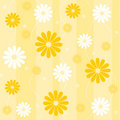 Seamless Floral Background Stock Photography - 6943442
