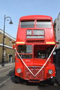 RED BUS Stock Image - 69409941