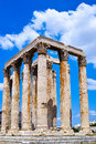 Temple Of Zeus, Olympia, Greece Royalty Free Stock Photography - 69413587