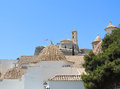 Dalt Vila Of Ibiza Town Stock Images - 69448074