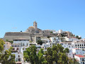 Dalt Vila Of Ibiza Town Stock Images - 69454024
