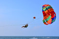 Parasailing Stock Photography - 69457392