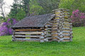 Valley Forge Cabin Royalty Free Stock Photography - 69547437