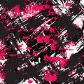 Colored Graffiti Stains On A Black Background Grunge Texture Stock Images - 69555934