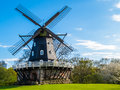 Old Windmill In Malmo, Sweden Stock Photos - 69582243