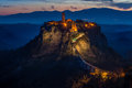 Civita Di Bagnoregio Royalty Free Stock Photography - 69592967