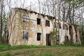 Decayed House In North Italy Royalty Free Stock Photos - 69659948