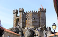 Travel Europe - Penedono Castle, Architecture Royalty Free Stock Image - 69687236