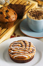 Coffee Cakes Royalty Free Stock Photos - 6973838