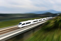 High Speed Train Stock Images - 69753384