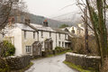 Small Welsh Village. Stock Images - 69783774