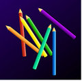 Colour Pencils Royalty Free Stock Image - 6986306