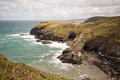 Tintagel Castle Stock Photos - 69856673