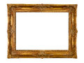 Gold Picture Frame Stock Photography - 69883242