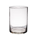 Glass Vase Isolated On A White Background Royalty Free Stock Photography - 69890427