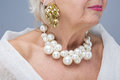Never Too Old To Be Elegant Royalty Free Stock Photos - 69901878