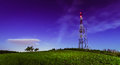 Antenna Tower Royalty Free Stock Photography - 69970547