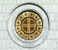 Round Window Royalty Free Stock Images - 706439
