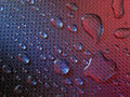 Droplets On Metal Stock Images - 708654