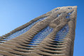 The Famous Aqua Tower In Chicago. Royalty Free Stock Photo - 70036955
