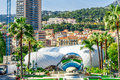 Cityscape Of La Condamine, Monaco-Ville, Monaco Stock Photography - 70042752