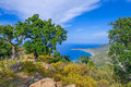 Beautiful Summer View Of The Coast Of Sicily Stock Photography - 70049582