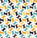 Vector Modern Seamless Colorful Geometry Floral Pattern, Color Abstract Royalty Free Stock Photo - 70173095