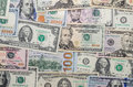 Various US Dollar Banknote Stock Images - 70173724