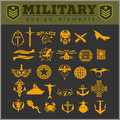 Special Unit Military Patch Stock Photography - 70179632