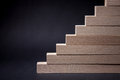 Wooden Stairs Royalty Free Stock Photos - 70200928