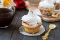 Cake And Coffee Cup Stock Image - 70251741