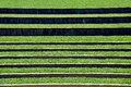 Grassy Seating In Outdoor Amphitheater Royalty Free Stock Photography - 70276657