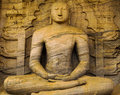 Sitting Buddha Stock Photo - 70303010