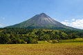 Dormant Volcano Royalty Free Stock Photography - 70304937