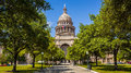 Texas State Capitol Building In Austin, Texas Royalty Free Stock Photo - 70311705