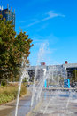 Houston Discovery Green Park In Texas Stock Images - 70330244
