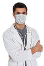 Young Doctor In Medical Mask  Stock Photos - 70382293
