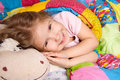 Pleasant Dreams! Royalty Free Stock Images - 7043869