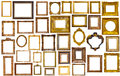 Assortment Of Art Frames Stock Image - 70409421