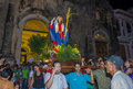 Palm Sunday In Geanada Nicaragua Royalty Free Stock Images - 70489679